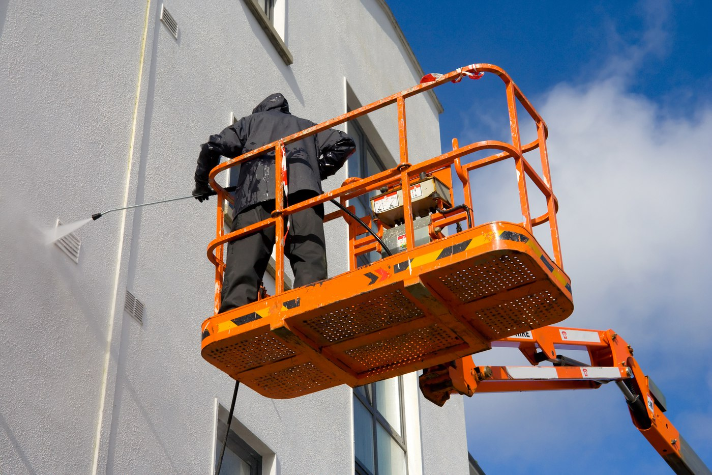 Spring Cleaning: Why You Should Consider Pressure Washing Your Commercial Building