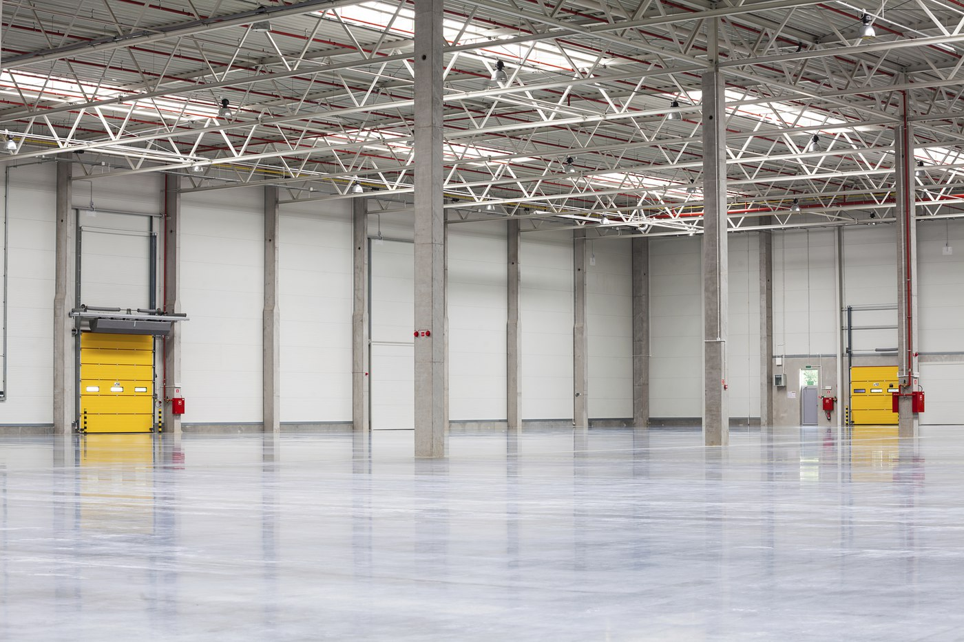 Reasons Why and Ways How to Polish Concrete Floors