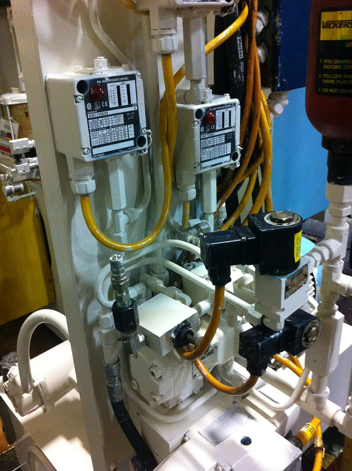 Protecting Your Machinery with Industrial Equipment Painting