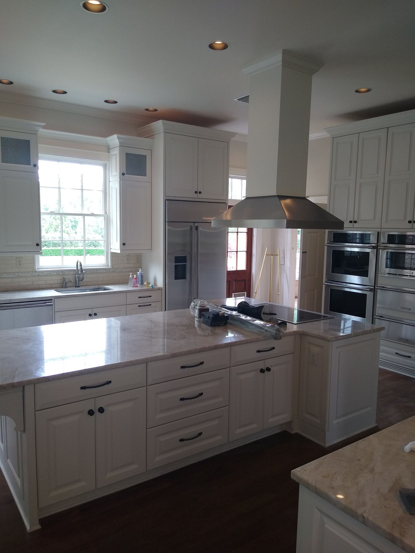 Can I paint my kitchen cabinets?
