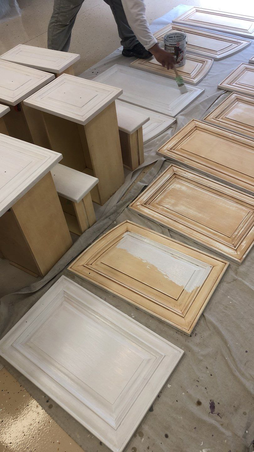 How To Paint Kitchen Cabinets Beautifully In 11 Steps